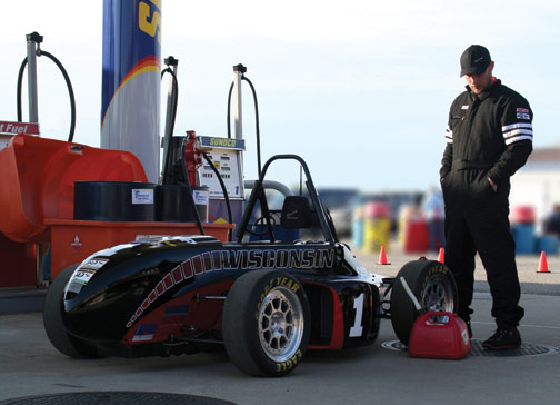 Racing as Field Lab for Automotive Design