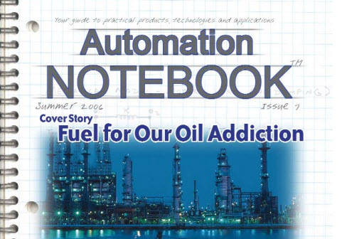 AutomationNotebook Issue 7