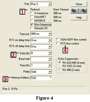 a user s guide to configuring serial ports for directlogic plcs non sequence protocol