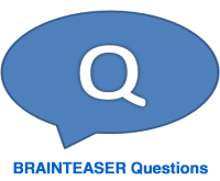 Brainteasers -- Issue 31, 2015