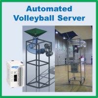 Automated Volleyball Server