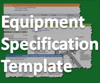 Equipment Specification Templat Fi