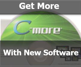C-more software FI