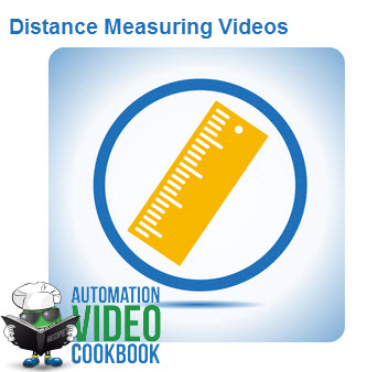 Distance Measuring Cookbook Videos