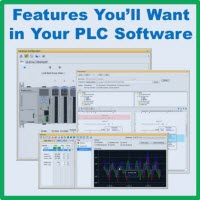 PLC Software - Helpful features to look for