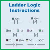 Ladder Logic Instructions - The Basics
