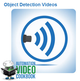 Object Detection Cookbook Videos