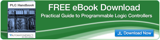 Download free eBook for PLCs