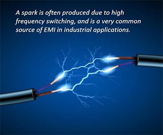 Spark source of EMI