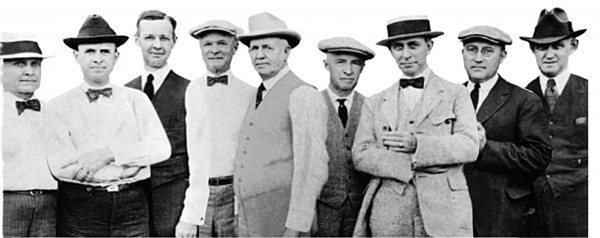 Founding fathers of Marathon Electric