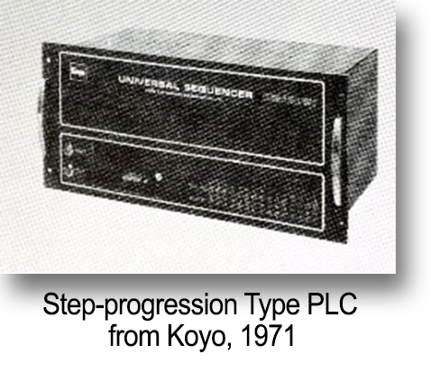 Step Progression PLC from Koyo Electronics