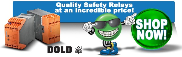Shop Dold safety relays now