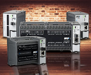 AutomationDirect Launches New High-Value BRX Programmable Logic Controller
