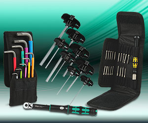 New Assorted Wera Hand Tools from AutomationDirect