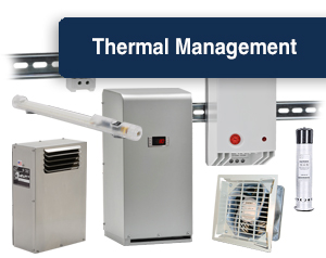 Enclosure Thermal Management: Product Types and Selection Overview