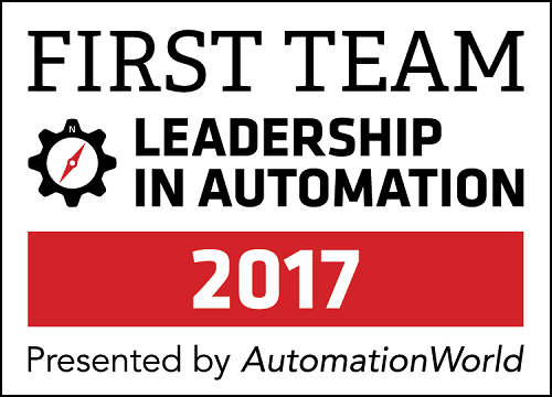 AutomationDirect Wins Big in Automation World's 2017 Leadership in Automation Awards