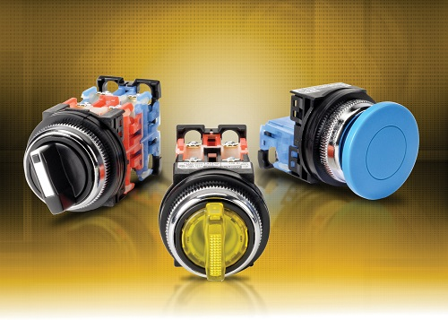 Fuji Electric 30mm Pilot Devices from AutomationDirect