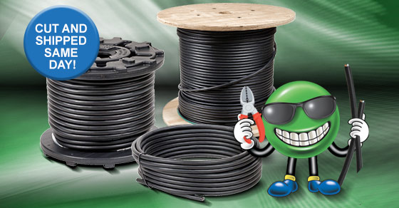 AutomationDirect offers Cut-to-Length VFD Cables