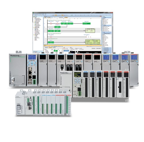 industrial automation controller family