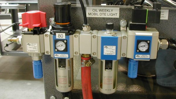 What Type of Air Prep is Required for Plant Compressed Air?