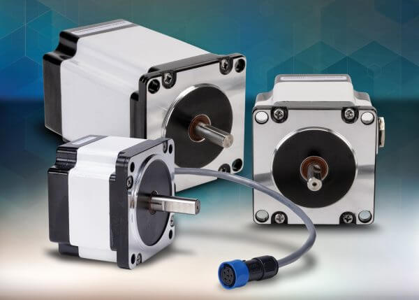 SureStep IP65 Rated Stepping Motors from AutomationDirect