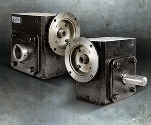 Larger 325 Frame Size Cast Iron Worm Gearboxes from AutomationDirect