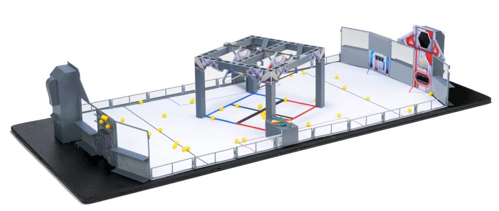 2020 first robotics infinite recharge 3dprintable field