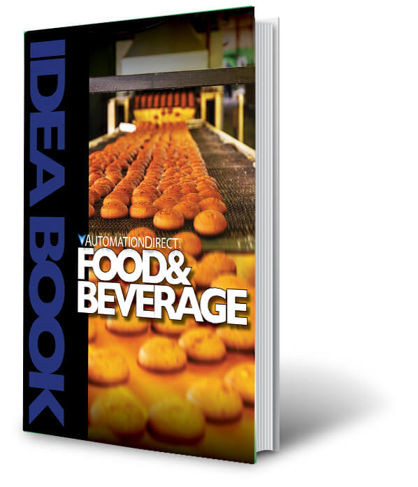 AutomationDirect's Food & Beverage Idea Book