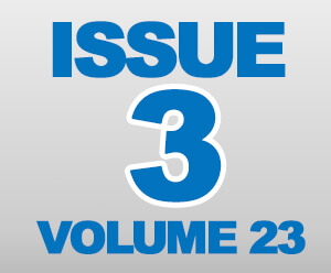 Newsletter Volume 23, Issue 3