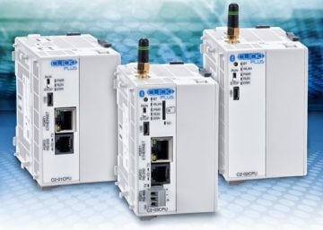 New CLICK PLUS PLC Series from AutomationDirect