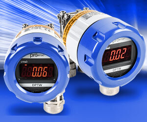 ProSense Differential Pressure Transmitters from AutomationDirect