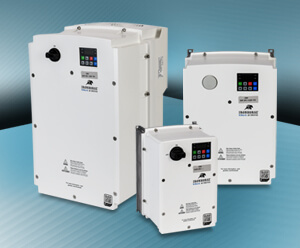 IronHorse ACN and ACNND NEMA 4X AC Drives from AutomationDirect