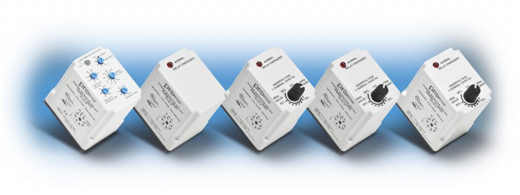 phase monitoring relays