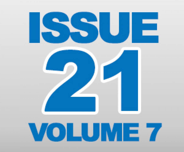 Newsletter Volume 21, Issue 7