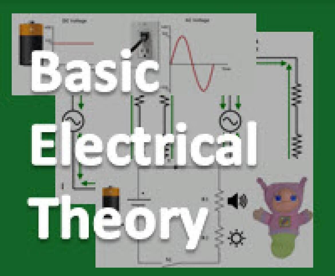 Basic Electrical Theory Ohms Law Current Circuits More Identification Of Conductors For Both Ac And Dc