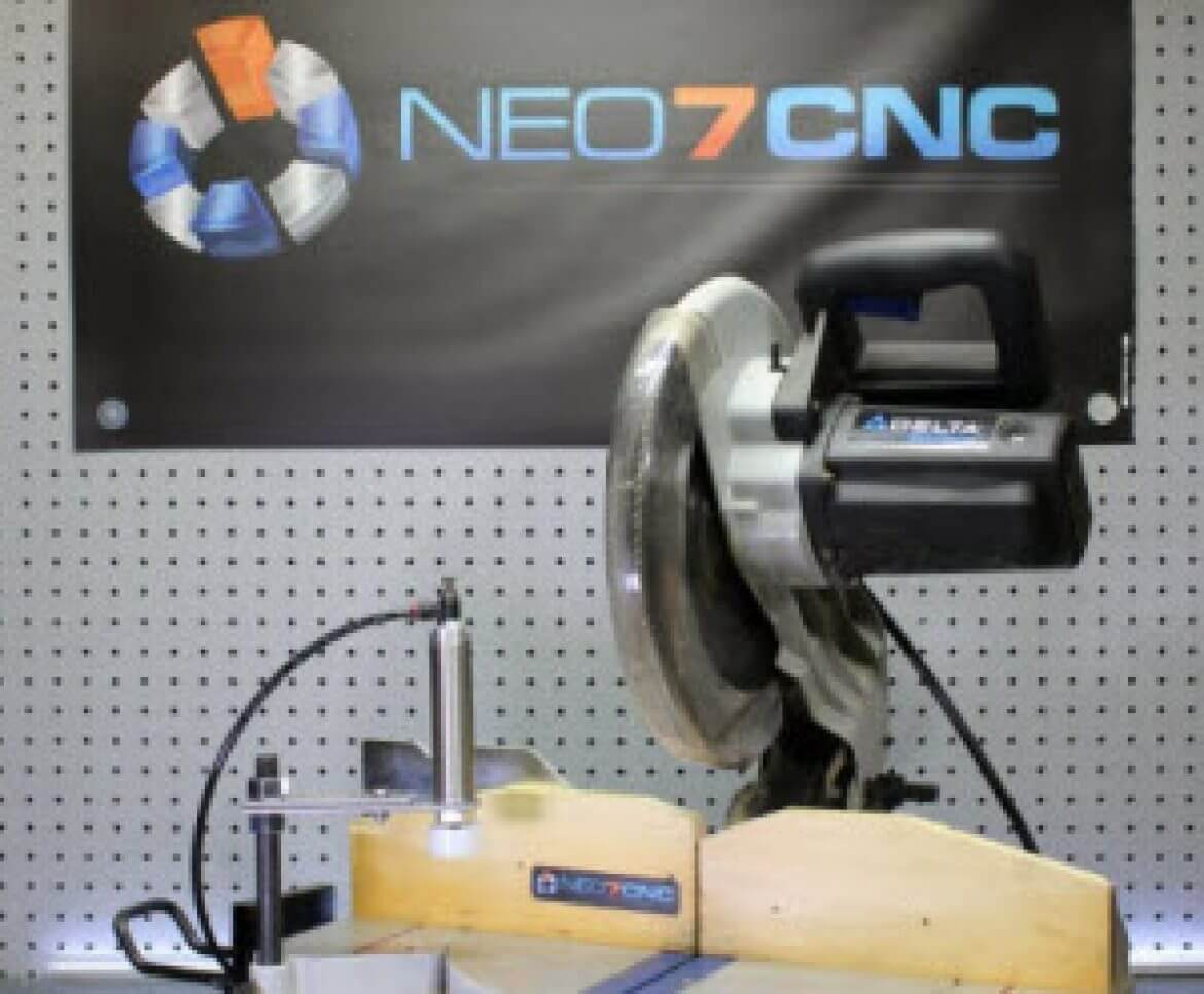DIY Pneumatic Saw Clamp