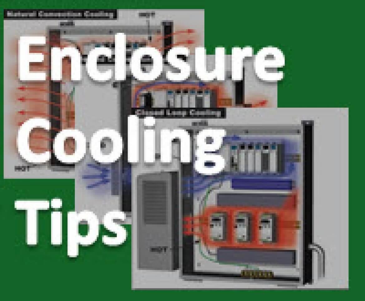 Thermal Management: Enclosure Cooling Tips
