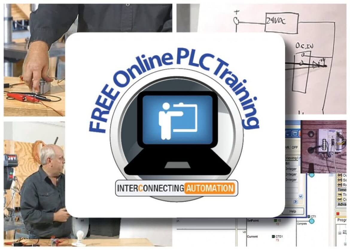 AutomationDirect Offers Free Online PLC Training
