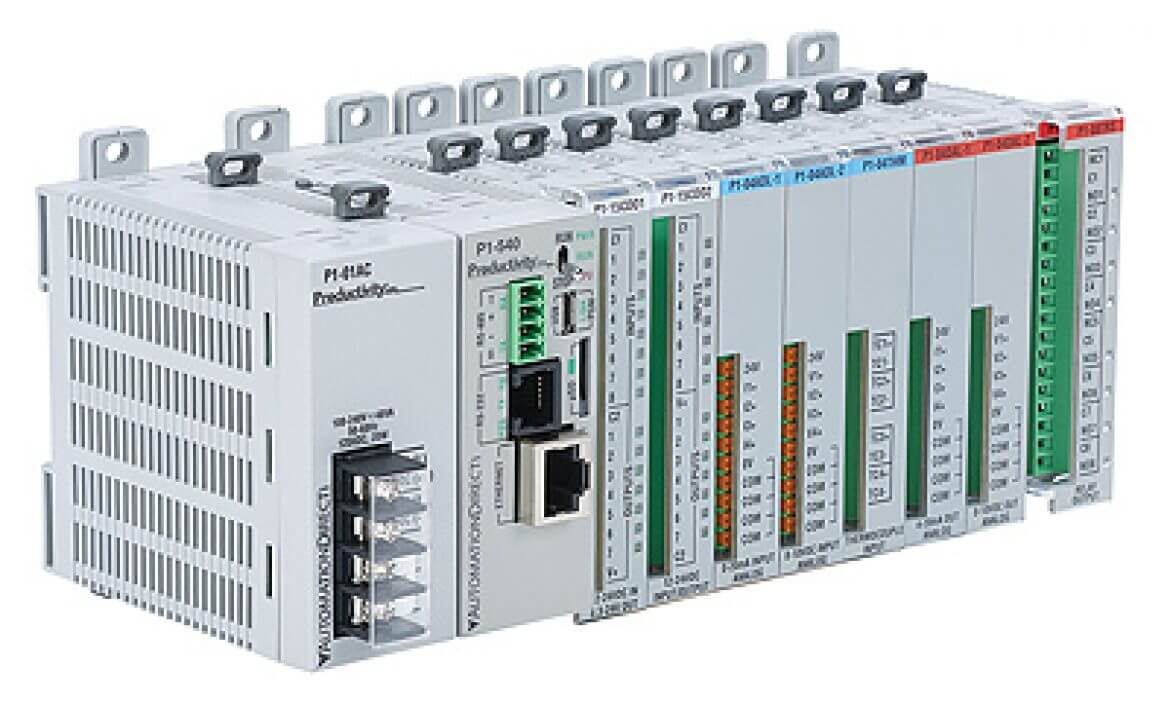 Productivity1000 PLC receives an Honorable Mention in Control Engineering's Engineers' Choice Awards