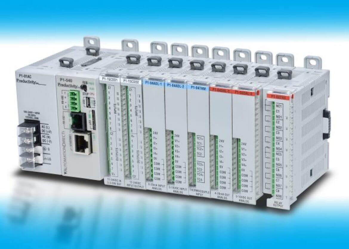 AutomationDirect Unveils Productivity1000 Programmable Controller