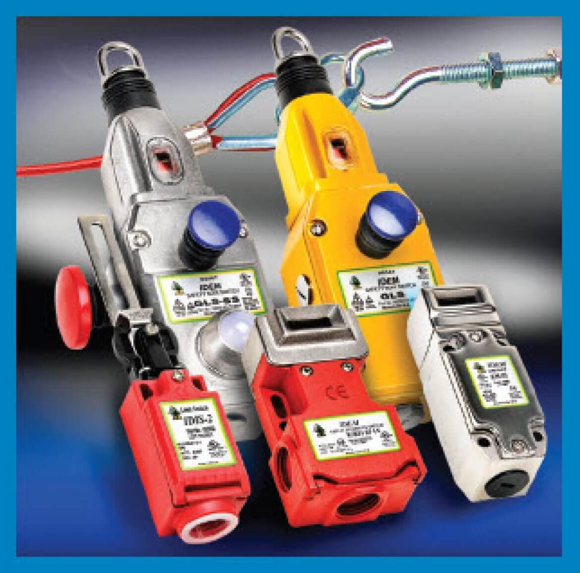 AutomationDirect Expands Interlock Safety Switch Offering