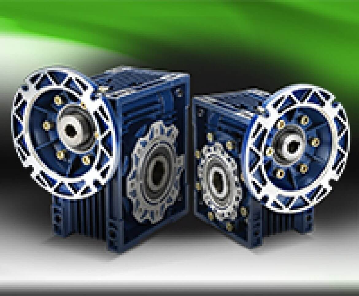AutomationDirect Adds Aluminum Worm Gearboxes to IronHorse® Line