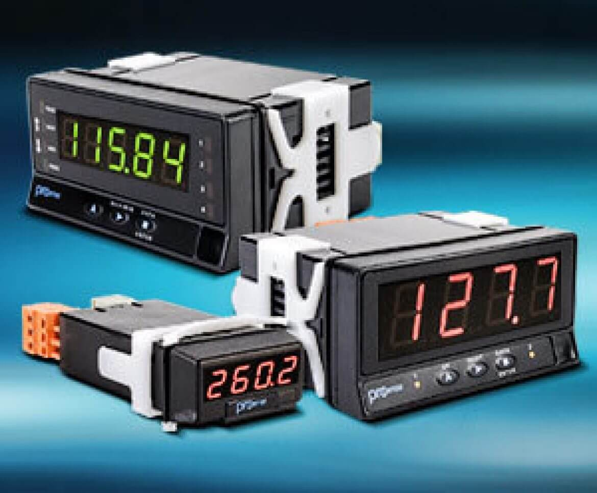 ProSense Digital Panel Meters from AutomationDirect