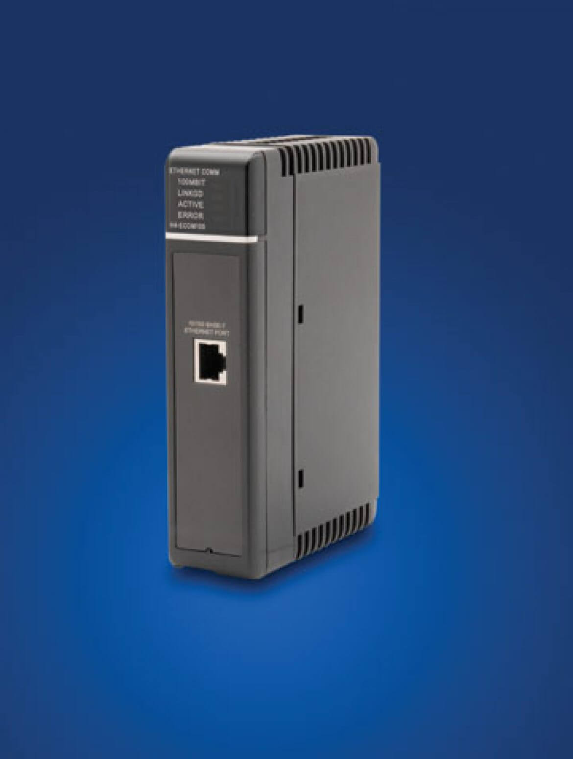 High-Speed Ethernet Communication Available For DL405 PLCs