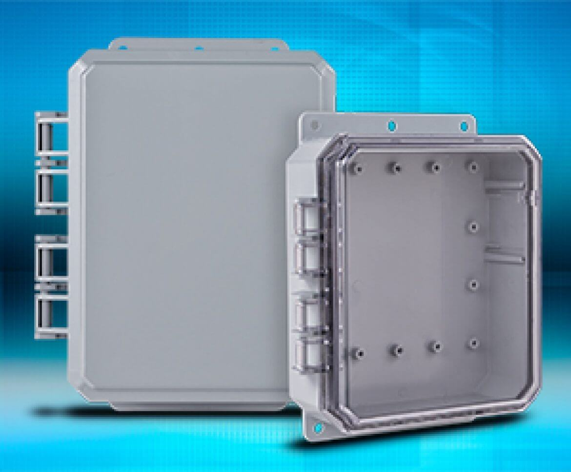 Polycarbonate Enclosures Now Available