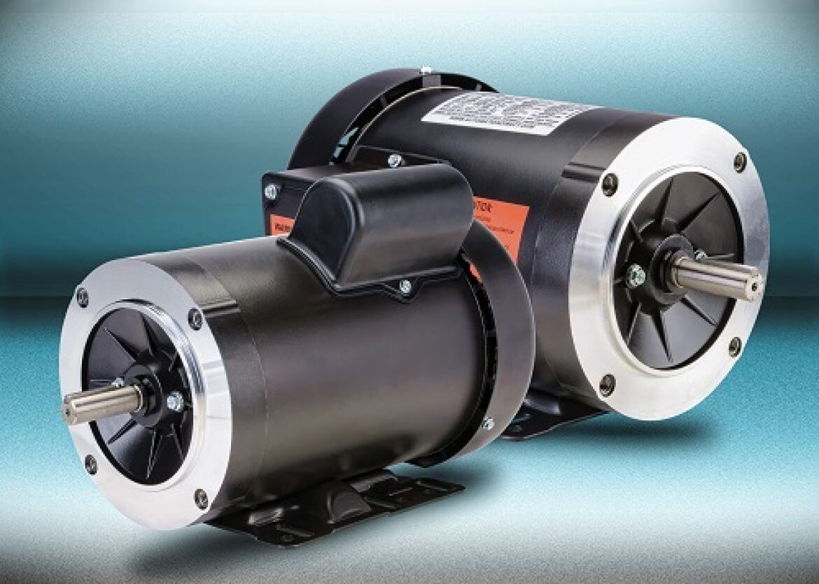 AutomationDirect adds IronHorse MTR2 series general purpose, rolled-steel AC motors
