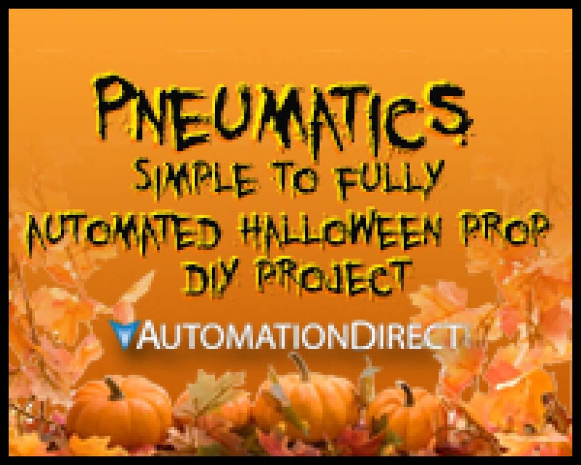 DIY Halloween Pneumatic Props