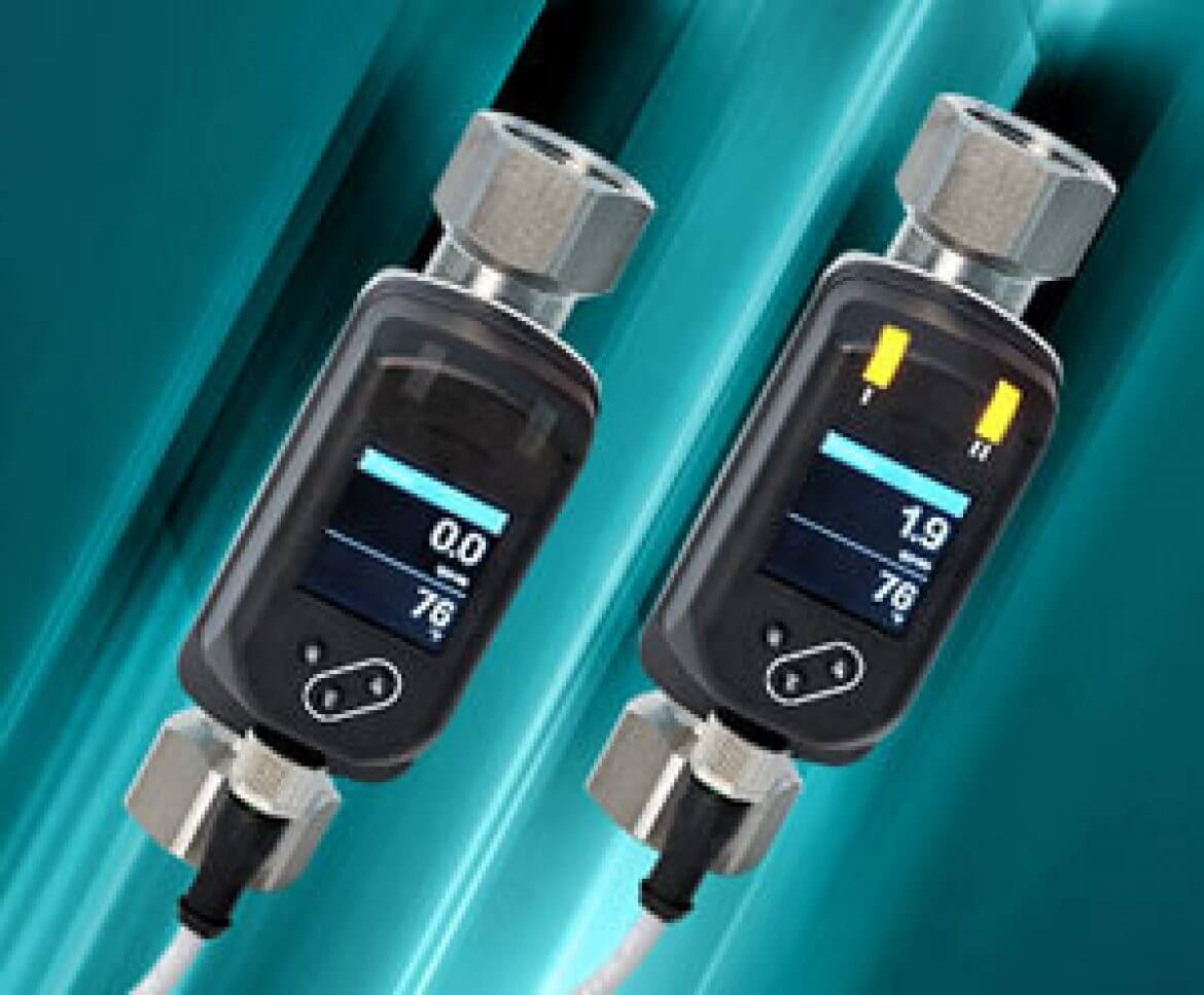 VFS Series Vortex Flow Sensors from AutomationDirect