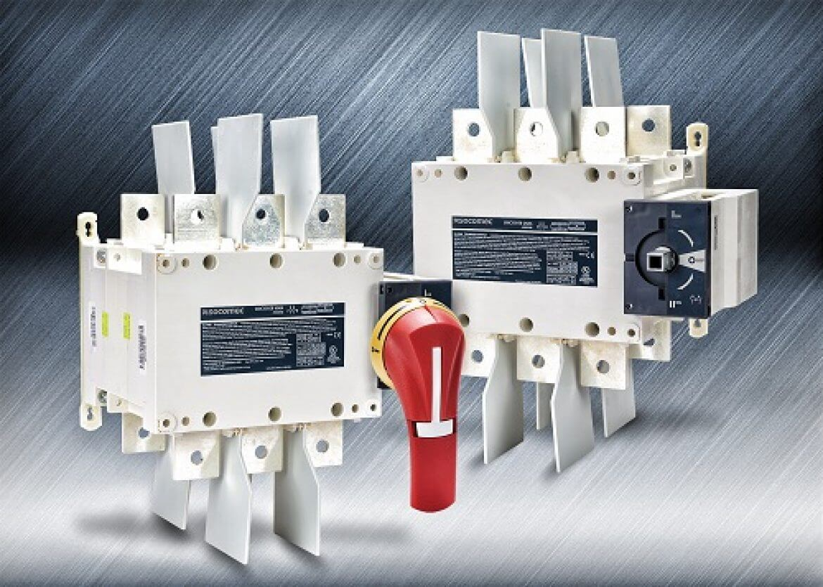 UL 1008 Rated Manual Transfer Disconnect Switches from AutomationDirect